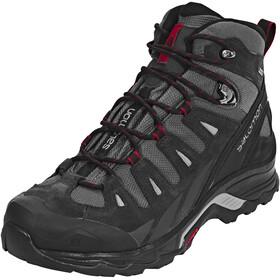 Salomon Quest Prime GTX Chaussures de randonnée Homme, magnet/black/red dahia